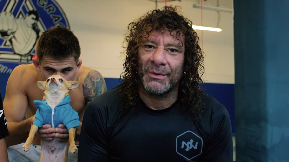 Kurt Osiander's Move Of The Week-D'arce Choke No-Gi